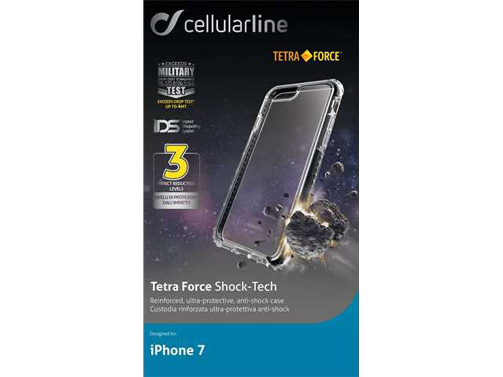 Backcover Tetra Force hard labor