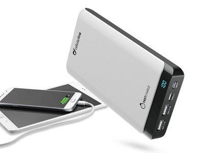Powerbank 20.000 mAh - Cellularline