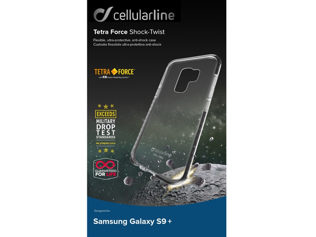 Backcover Tetra Force Shock-Twist til Samsung