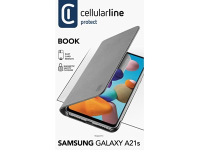 Book Case Galaxy A21s Black