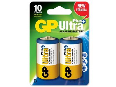 GP Batteri 13AUP-C2/D/LR20 ULTRA PLUS