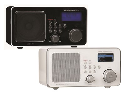 Pinell SuperSound DAB, DAB+ / FM radio