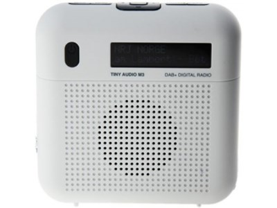 Tiny Audio M3 - DAB+/FM radio